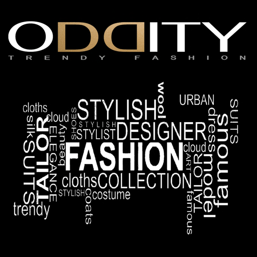 ! Logo ODDITY 3D  - Collage